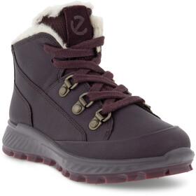 ECCO Exostrike Ankle Boots Kids, marron